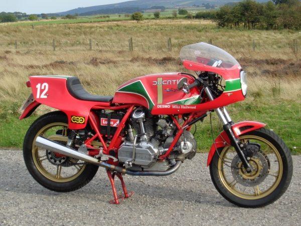 Ducati NCR