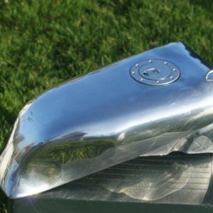 Ducati TT2 Style Alloy Fuel Tank.