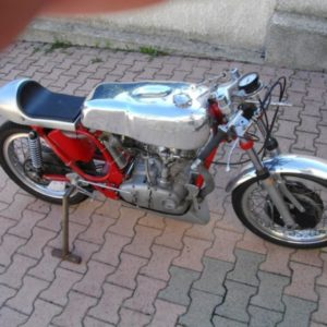 'Vic Camp' style Ducati single Available for wide and narrow case Ducati singles