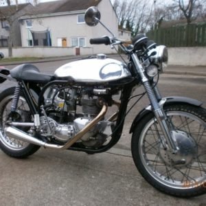Another very nice Triumph powered Triton