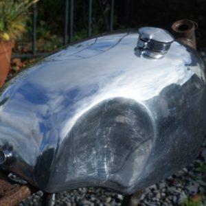 Goldstar Lyta style for the Yamaha SR500 – £720 incl VAT
