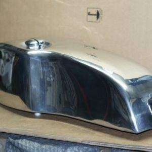 Yamaha TD2/TD3 Race Style Alloy Fuel Tank (1 available now – will also fit the XS650)