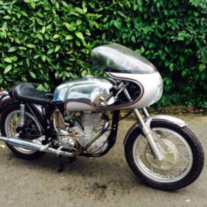 polished 5 gallon Manx tank on this Norbsa