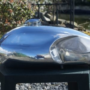 Moto Guzzi Alloy Fuel Tank for Tonti Frame