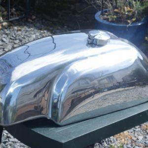 Norton 5 Gallon Manx Style Alloy Fuel Tank – £660 (incl VAT)