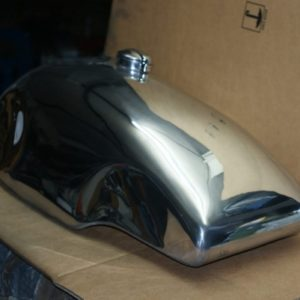 Lyta style short circuit (Sprint) Alloy Fuel Tank for the Norley – £594 (incl VAT)
