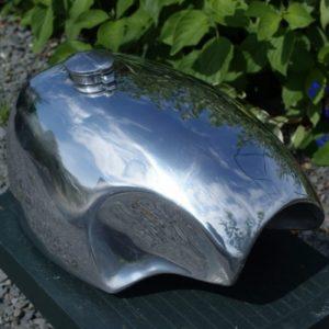 """BSA Goldstar """"Lyta"""" style tank – £720 (incl VAT)"""