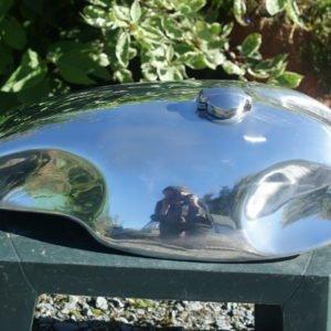 Norton Sprint (short circuit Manx) Style Alloy Fuel Tank – £594 (incl. VAT)
