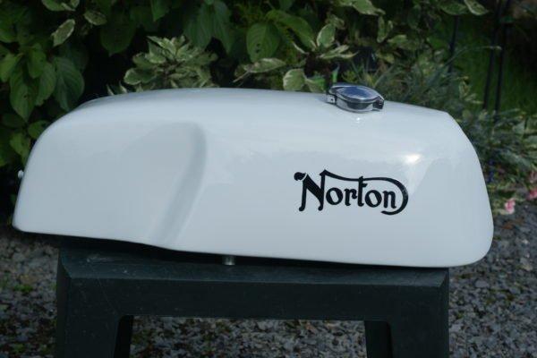 Painted Norvil Commando