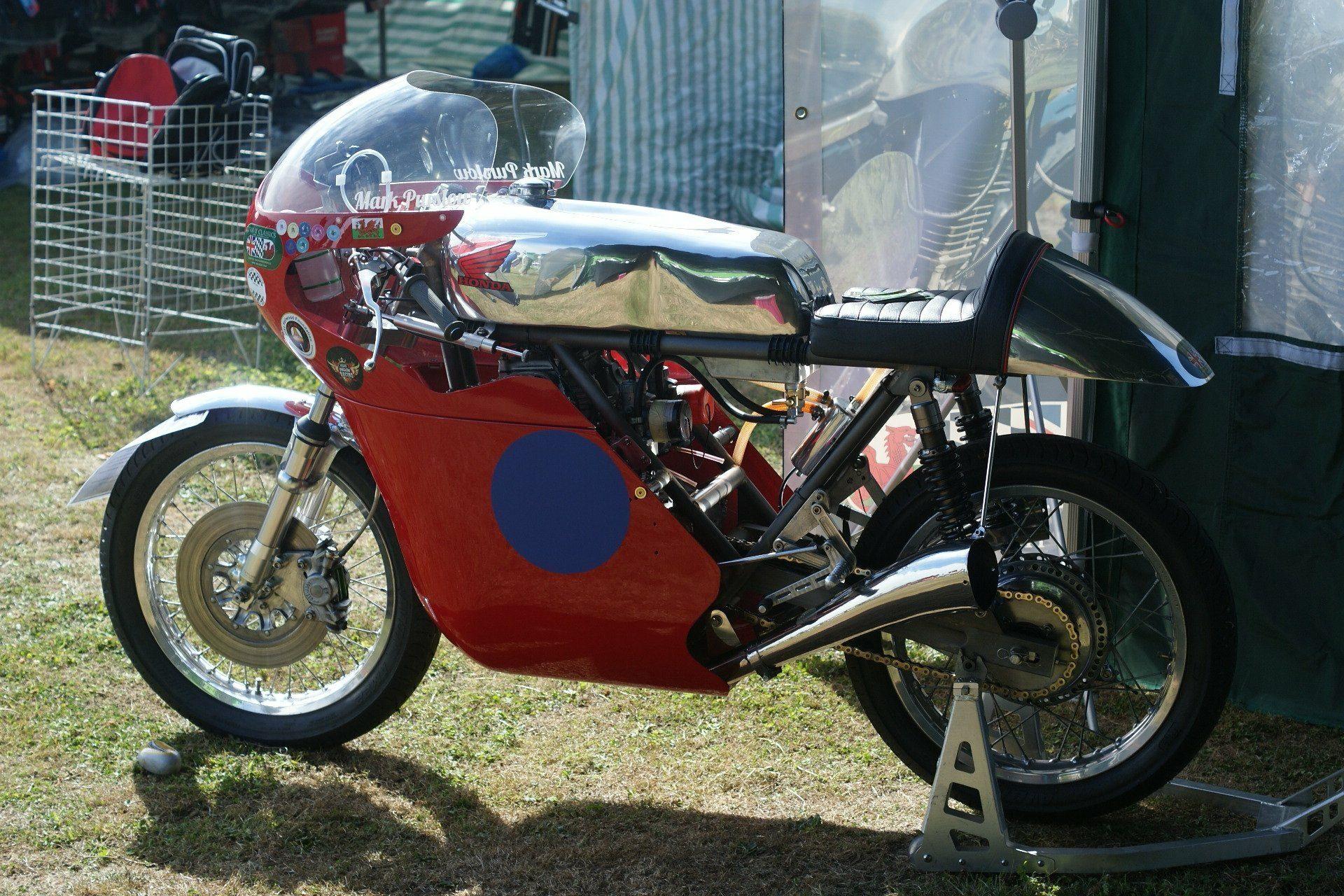 TAB Honda ready to go…