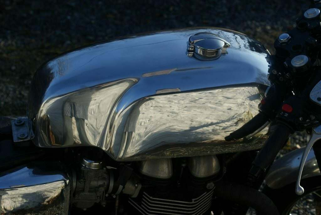 5 Gallon Manx Alloy Fuel Tank For The Efi Version Of The 900cc