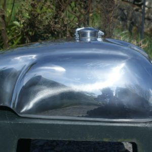 5 Gallon Manx Alloy Fuel Tank for the Norley
