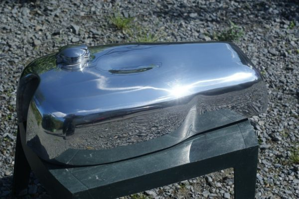 Vic Camp tank