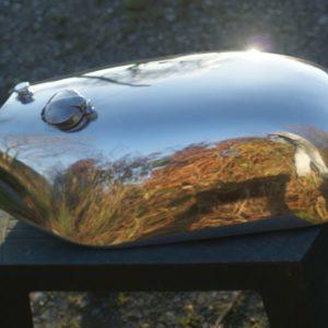 Seeley fuel tanks