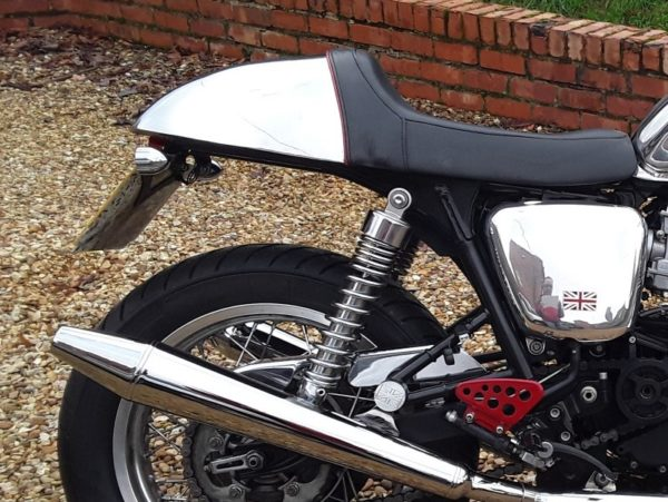 Seat for Hinckley Thruxton and Bonneville