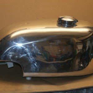 Velocette Thruxton Fuel Tank – £630 incl. VAT