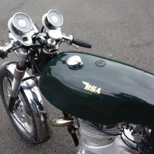 A65 Cafe racer