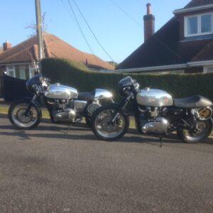 Triumph Thruxtons