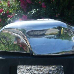 "Moto Guzzi ""Square"" Monza fuel tank – £780 incl VAT (with Monza cap)"