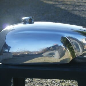 Norton Commando Mini Manx style Fuel Tank – £660 incl VAT