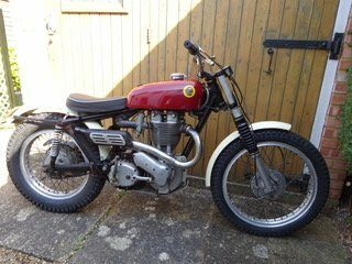 BSA A65 Export Firebird
